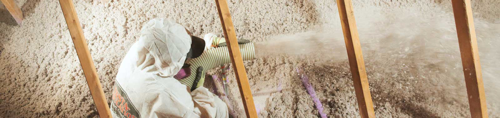 Blown Cellulose Attic Insulation
