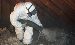 Blown Attic Insulation