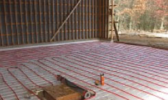 Underslab Insulation Panels