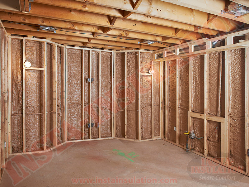 Spray Foam Insulation in Halton Peel